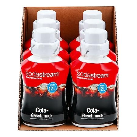 Sodastream Sirup Cola 0,5 Liter, 6er Pack - Bild 1
