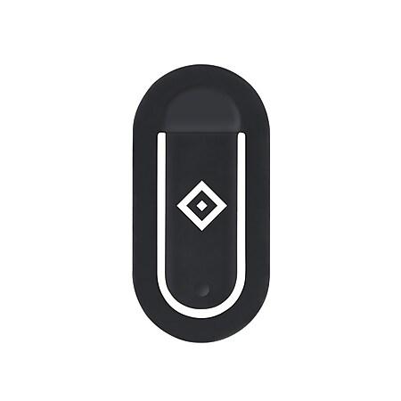HSV Flapgrip Handyhalterung schwarz - Bild 1