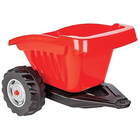 Ride-on Anhänger für Traktor Strong Bull rot - Bild 1