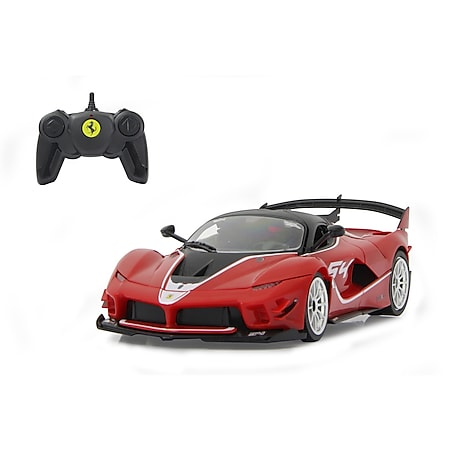 Ferrari FXX K Evo 1:18 rot 2,4GHz Bausatz - Bild 1