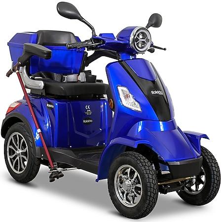 Rolektro, E-Quad 25 V.3 Lithium blau - Bild 1