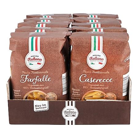 Mondo Italiano 500 g, verschiedene Sorten, 10er Pack - Bild 1