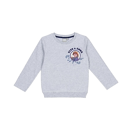 Sweatshirt mit Hologramm Frozen Gr.110/116 - Bild 1