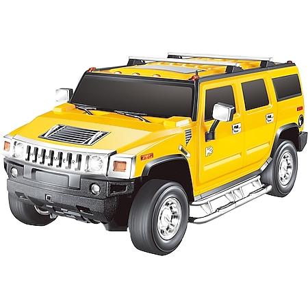 RC Hummer H2 im Maßstab 1:24, funkferngesteuertes Fahrzeug mit 2.4 GHz Freuqenz - Bild 1