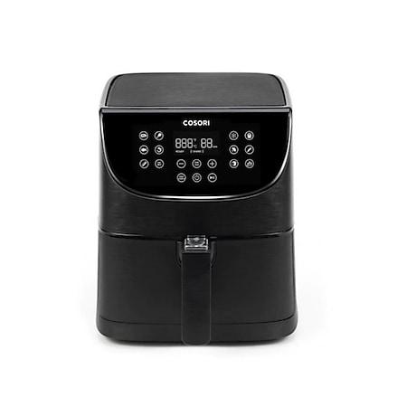 Cosori Premium 3,5-Liter Heißluftfritteuse CP137-AF-RXB mit Spießregalsatz mit 5x Spießen und Spießablage, Schwarz - Bild 1