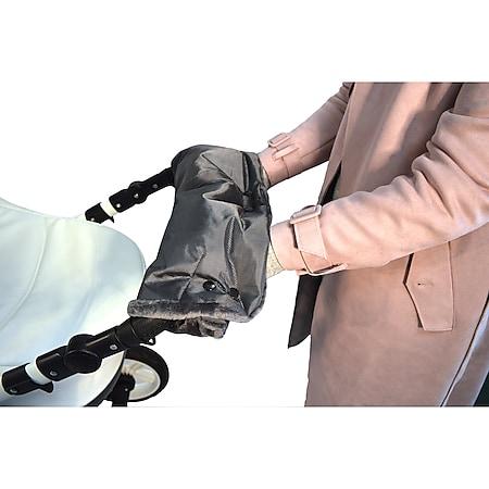 Kinzler Handwärmer anthrazit - Bild 1
