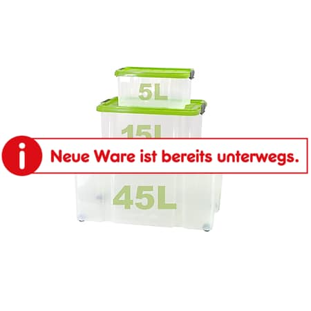 Clever Clean Boxen Set 3tlg. - Bild 1