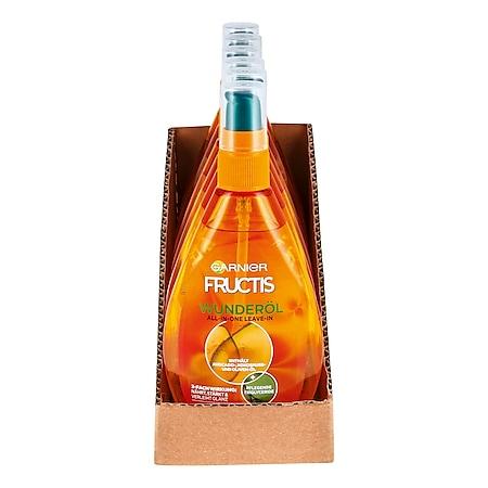 Garnier Fructis Wunder-Öl 150 ml, 6er Pack - Bild 1