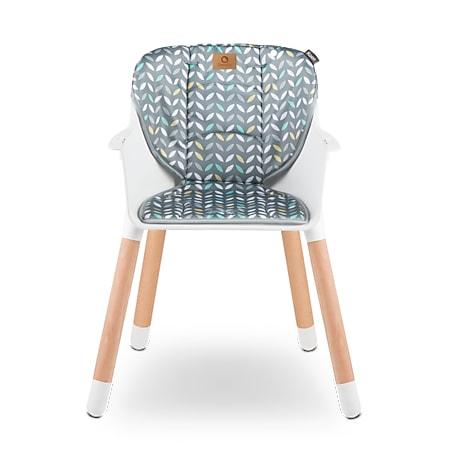 Lionelo Koen 2in1 Baby-Hochstuhl mit Holzbeine // Kinderstuhl bis 40kg + abnehmbares Tablett - Bild 1