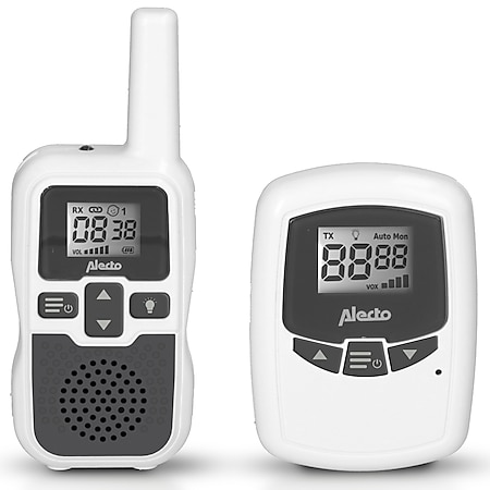 Alecto DBX-80 - Audio Babyphone mit extra großer Reichweite bis zu 3.000 Meter - Bild 1