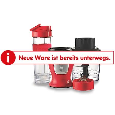 Trebs 99336 - 2 in 1 Gerät - Smootie-Maker und Zerkleiner - Inkl. Trinkbecher - Bild 1