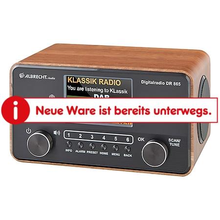 Albrecht DR865 Digitalradio - Bild 1