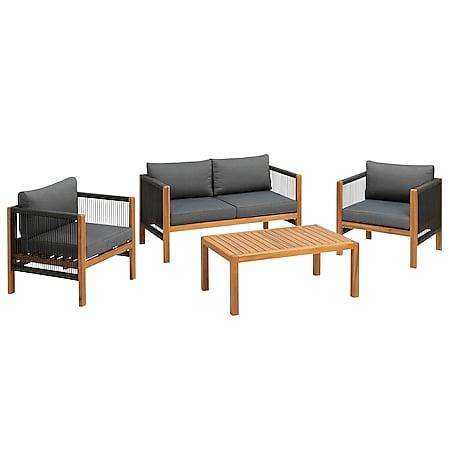 Greemotion Lounge-Set Abaco, FSC® 100% - Bild 1