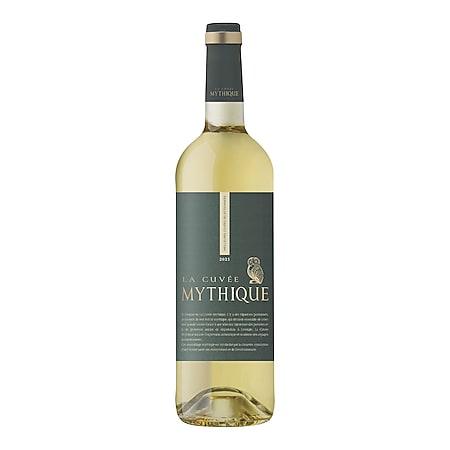La Cuvée Mythique Blanc Vin de Pays d'Oc IGP 13,0 % vol 0,75 Liter - Bild 1