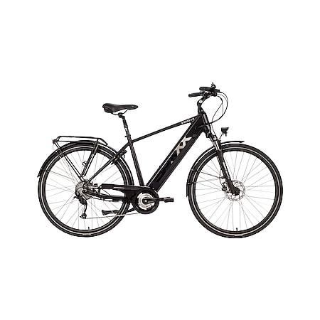 Saxxx Trekkingbike X-Road 5.0 schwarz matt - Bild 1