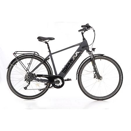 Saxxx Trekkingbike X-Road 5.0 blau-grau matt - Bild 1