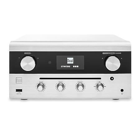 Dual Design- Hybridradio CR 900 Phantom Weiß - Bild 1