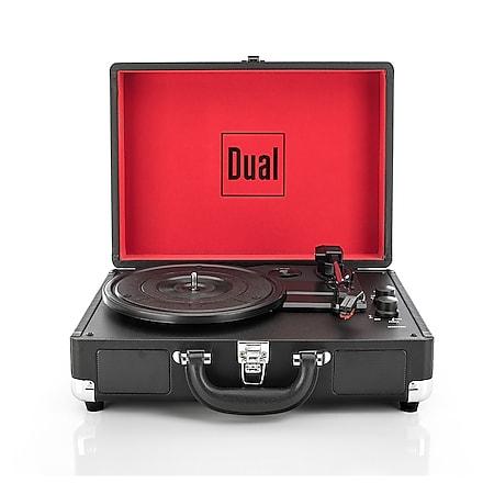 Dual Koffer- Schallplattenspieler - Bild 1