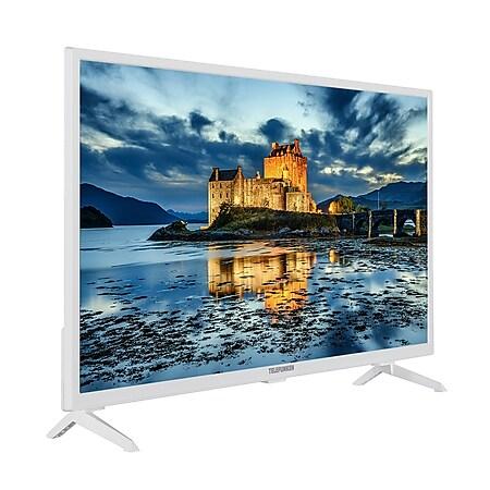 Telefunken Fernseher XF32J511-W, weiß - Bild 1