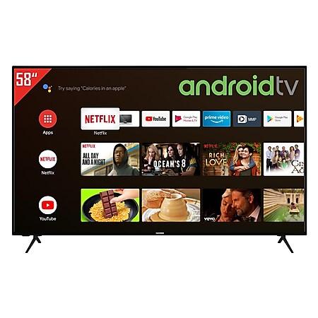Telefunken Fernseher XU58AJ600 - Bild 1