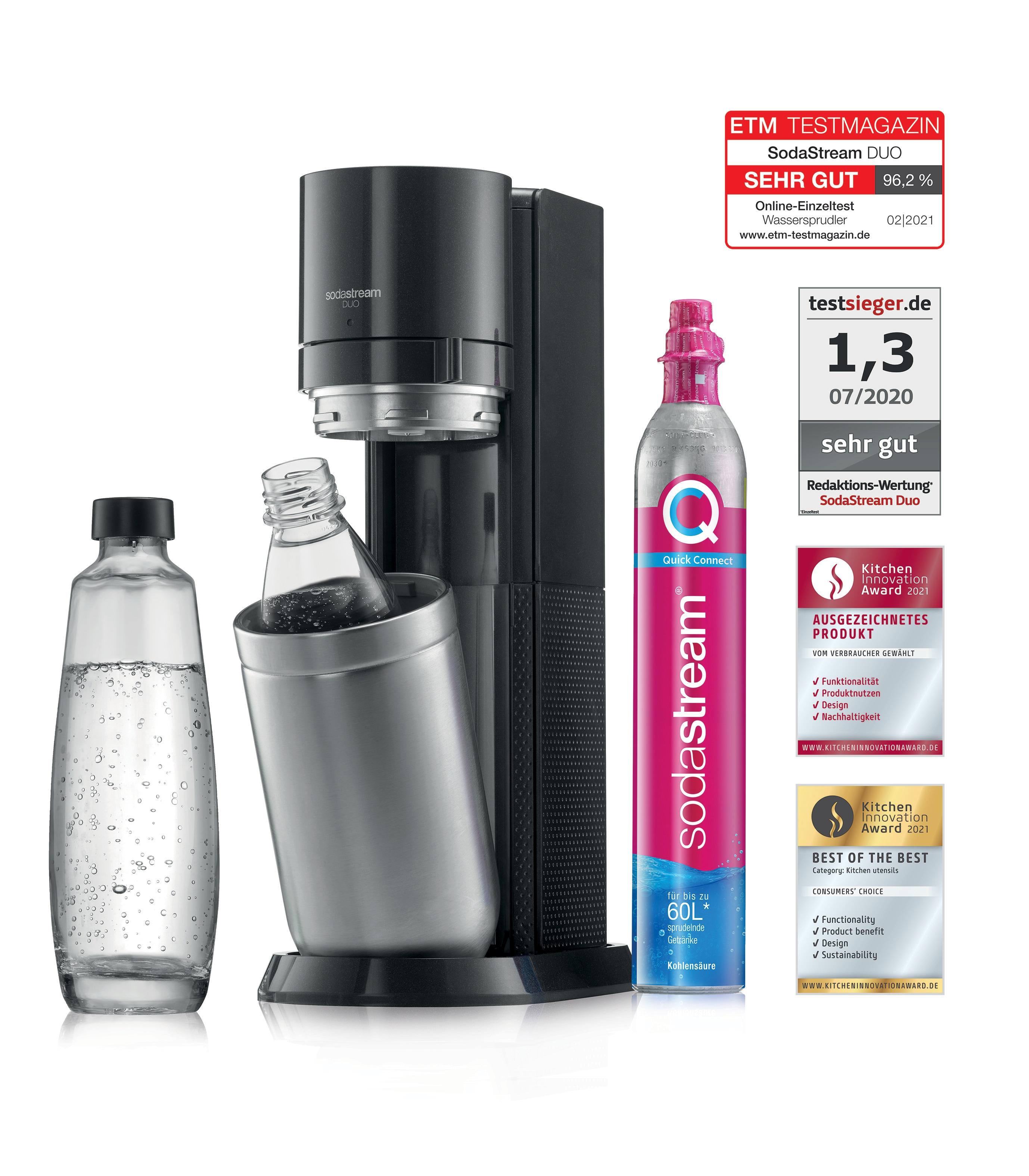 Sodastream Duo Wassersprudler