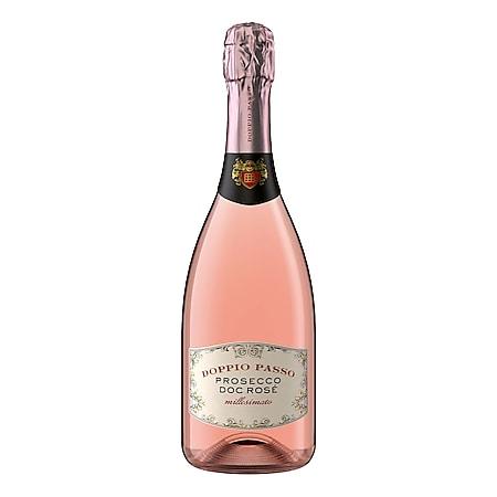 Doppio Passo Prosecco Rosé DOC 11,0 % vol 0,75 Liter - Bild 1