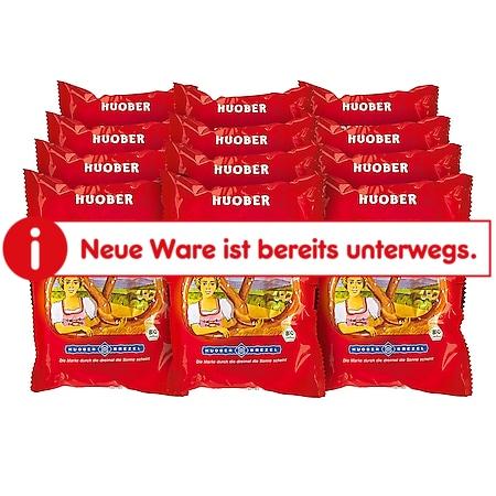 Bio Huober Prinzessbrezel 125 g, 12er Pack - Bild 1