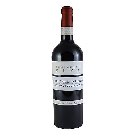 Civa Refosco dal Peduncolo Rosso Friuli Colli Orientali DOC 13,0 % vol 0,75 Liter - Bild 1