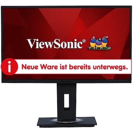 ViewSonic 24 Zoll Monitor VG2448 - FHD, IPS, VGA, HDMI, DP (VS17067) - Bild 1