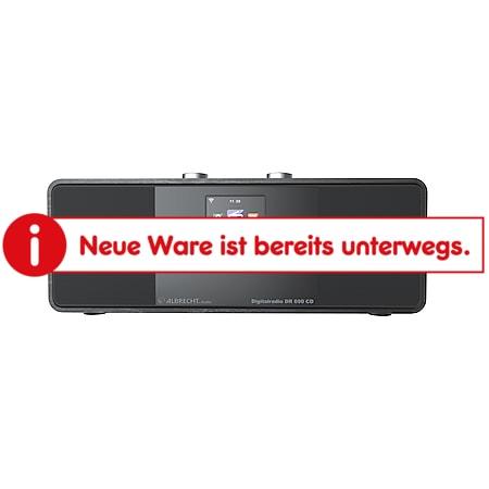 ALBRECHT Hybridradio DAB+ / UKW / CD-Player / Bluetooth DR 690 CD - Bild 1
