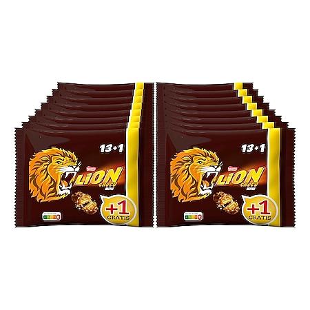 Lion Minis +1 252g, 14er Pack - Bild 1