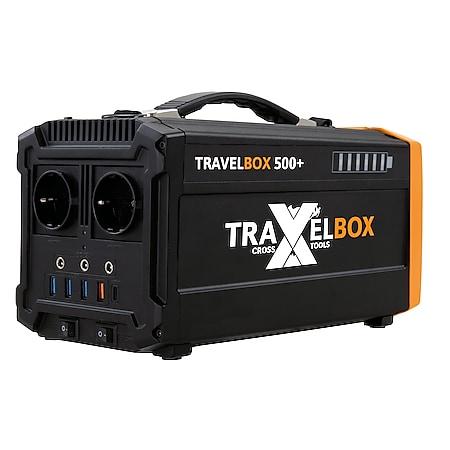 CROSS TOOLS Akkubox TRAVELBOX 500+ - Bild 1