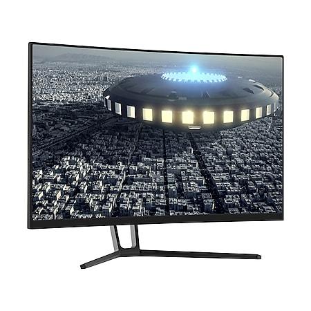 "LC Power Gaming Monitor 27"" Curved QHD 16:9 144Hz - Bild 1"