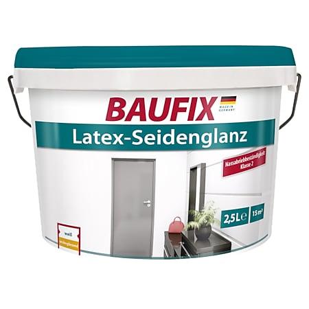 BAUFIX Latex-Seidenglanz, 2,5 Liter - Bild 1