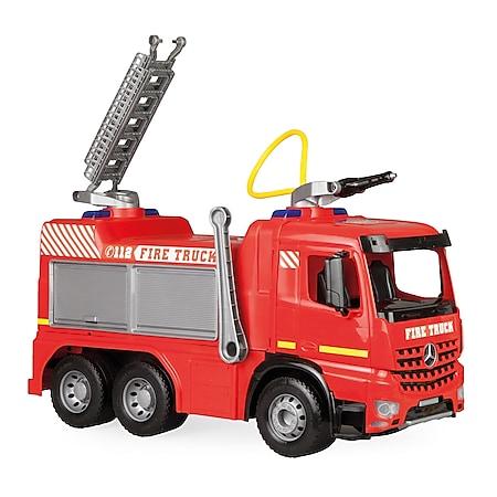 GIGA TRUCKS Aufsitz-Feuerwehr Arocs mit Wasserspritze - Bild 1