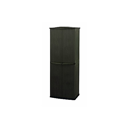 Keter Rattan Style Utility Shed - Bild 1