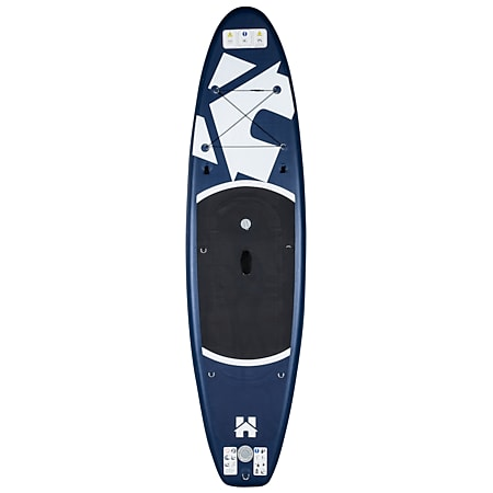 HOME DELUXE Stand up Paddle Board Blau S - 305 x 81 cm - Bild 1