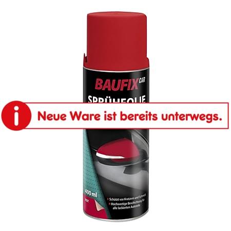 BAUFIX CAR Sprühfolie rot, 0,4 Liter - Bild 1