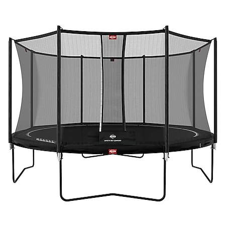 BERG Favorit Regular 380 Black + Safety Net Comfort - Bild 1