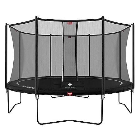 BERG Favorit Regular 430 Black + Safety Net Comfort - Bild 1