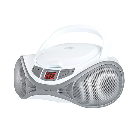 VCM Majestic Tragbarer Compact Radio CD Disc Player  AUX-EINGANG - Bild 1