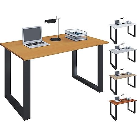 """VCM Schreibtisch Computertisch Arbeitstisch Büro Möbel PC Tisch """"Lona"""" VCM Schreibtisch Computertisch Arbeitstisch Büro Möbel PC Tisch """"Lona"""" - Bild 1"""