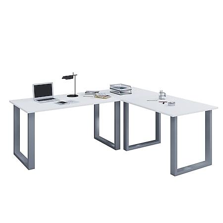 VCM Schreibtisch-Winkelkombination Lona - Bild 1