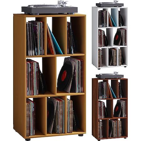 """VCM Schallplatten Regal Archiv LP Möbel Archivierung """"Schaltino"""" - Bild 1"""
