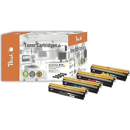 Peach Spar Pack Tonermodule kompatibel zu Konica Minolta A0V30NH (wiederaufbereitet) - Bild 1