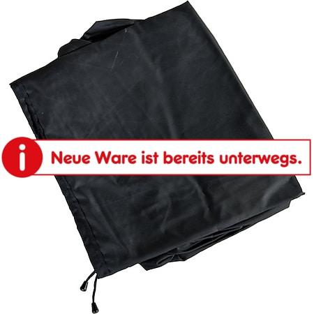 CLP Abdeckhaube Für Gartenmöbel I Wasserdichte Schutzhülle I UV-Beständig I 205 X 90 X 100 CM... schwarz - Bild 1