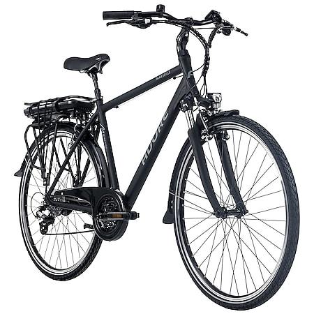 Adore Pedelec E-Bike Herren Cityrad 28'' Adore Marseille schwarz - Bild 1