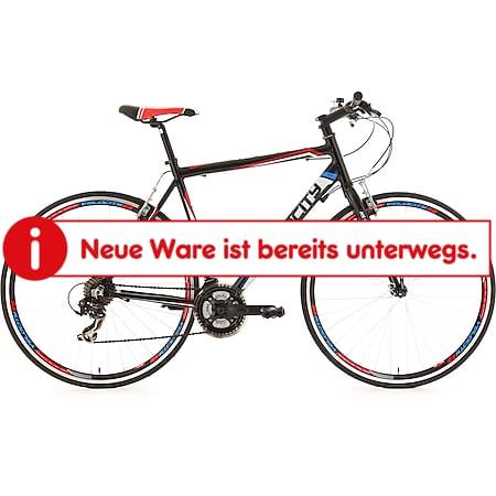 KS Cycling Fitnessrad 21 Gänge Fitness-Bike Velocity schwarz 28 Zoll - Bild 1