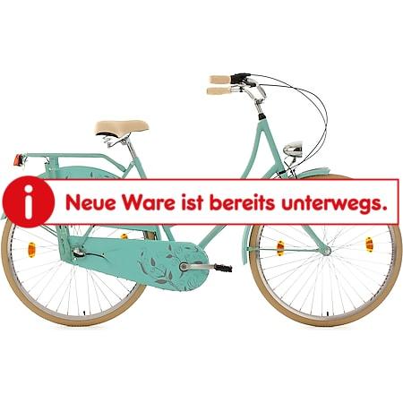 KS Cycling 28 Zoll Hollandrad 3 Gänge (Nexus) Damenfahrrad Tussaud - Bild 1