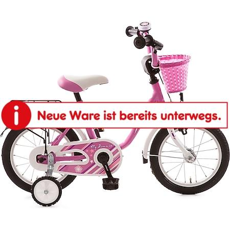 Bachtenkirch Bachtenkirch Kinderfahrrad My Bonnie 14,5 Zoll - Bild 1